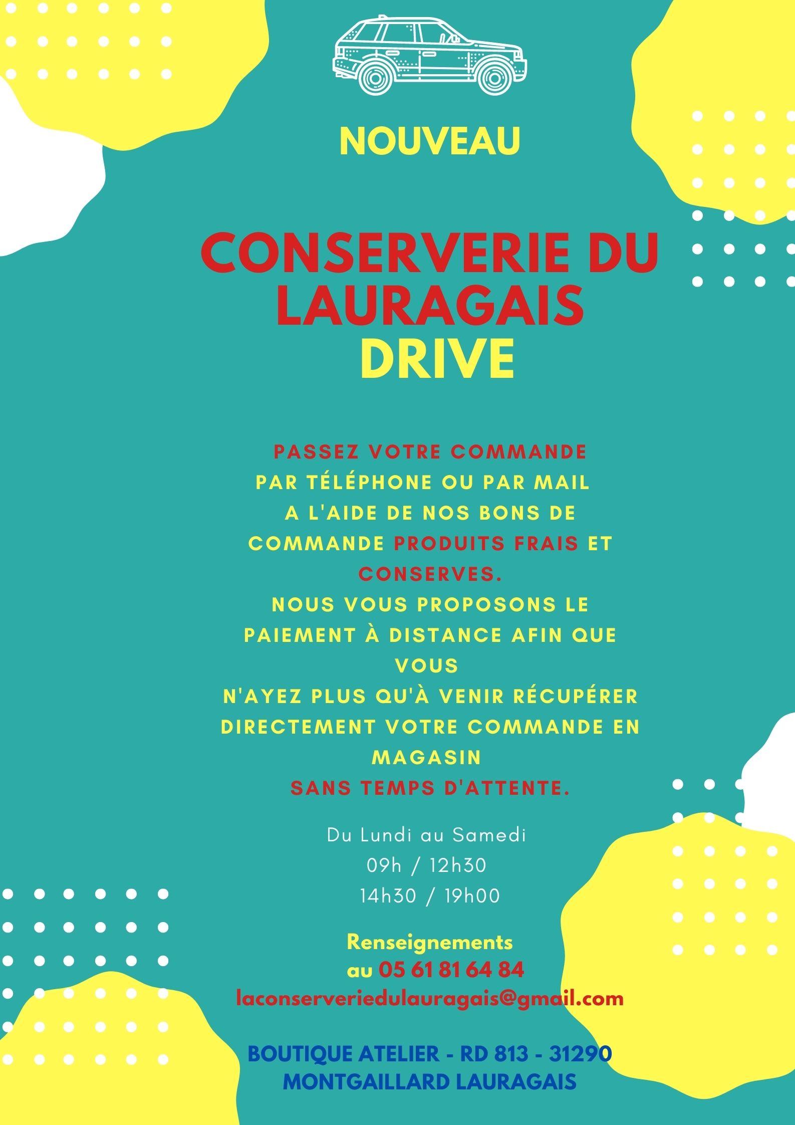 Offre spéciale de la Conserverie du Lauragais
